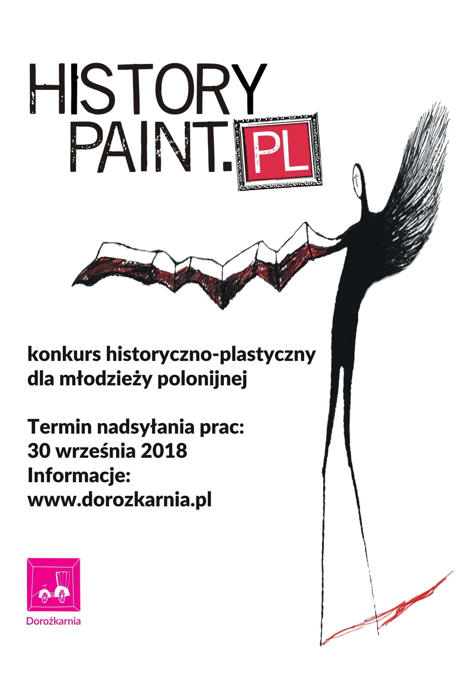 history art plakat