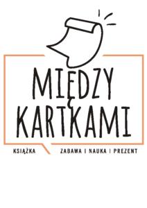 Logotyp księgarni Między Kartkami