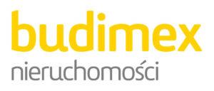 Zdjęcie przedstawia logotyp firmy Budimex