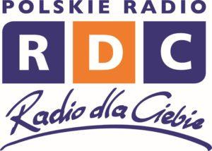 Zdjęcie przedstawia logotyp rozgłosni radiowej Radio dla Ciebie