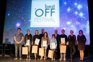 Uczestnicy festiwalu Best Off 2019