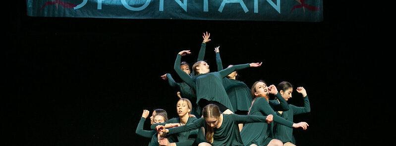 Scena festiwal taneczny Spontan