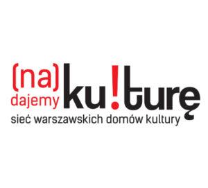 Logotyp Nadajemy Kulturę
