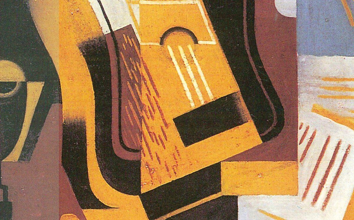 Grafika - sztuka współczesna, abstrakcja, różne figury