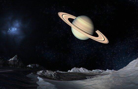 Kosmos, planeta Saturn